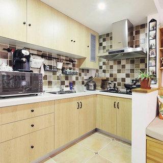 混搭厨房设计效果图