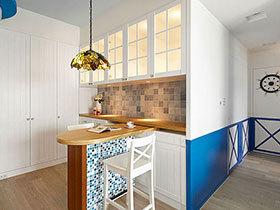 10款小吧台设计 打造家居情调角落
