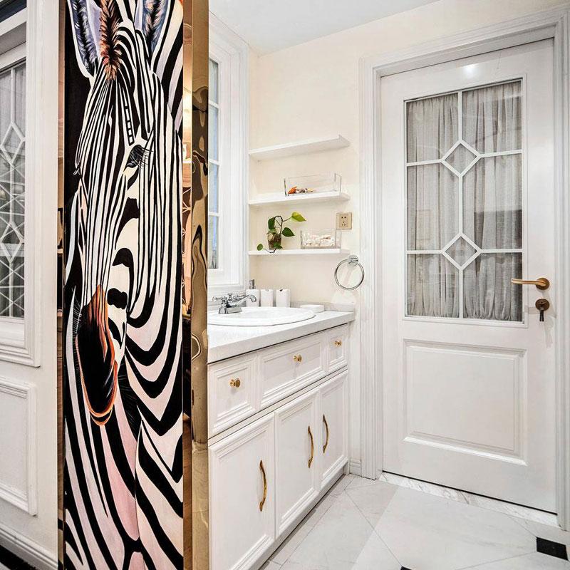 欧式洗手台设计图片