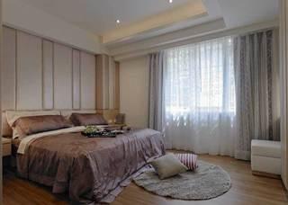 混搭清新卧室设计效果图