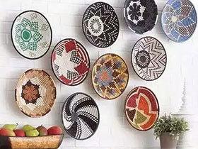 沉默的艺术 11个非洲草编工艺装饰家