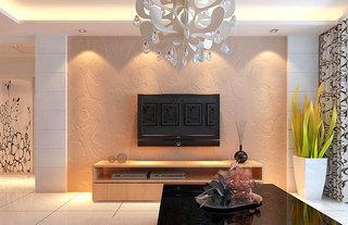 时尚硅藻泥背景墙