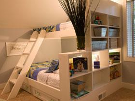 宜家家居双层床怎么样     在高处同样享受舒适睡眠