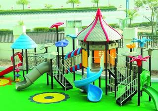 幼儿园游乐场所每日首存送20