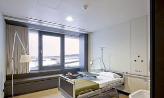 医院病房装修设计效果图