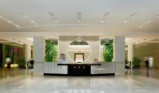 大型医院装修设计效果图片