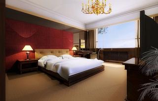现代宾馆装饰设计室内效果图片