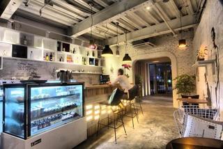 咖啡厅收银台设计图片欣赏