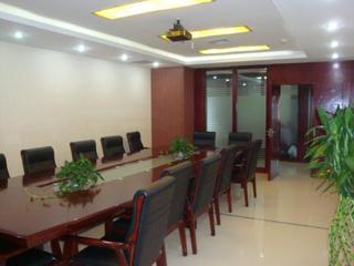 洽谈会议室装饰设计效果图片