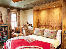 民族文化扮靓家 11个民族风特色卧室
