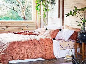 卧室新主张 15款森系卧室效果图