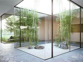 庭院清幽好风景 11个室内庭院设计