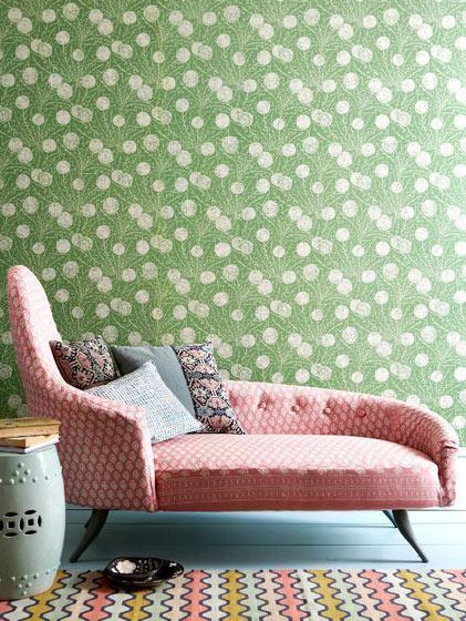 小清新可爱沙发效果图