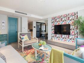 如画生活空间 95平米室内装修