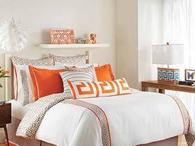 拯救凌乱床头 11个收纳搞定卧室设计图
