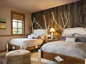 木色暖心  10个卧室装修装饰效果图
