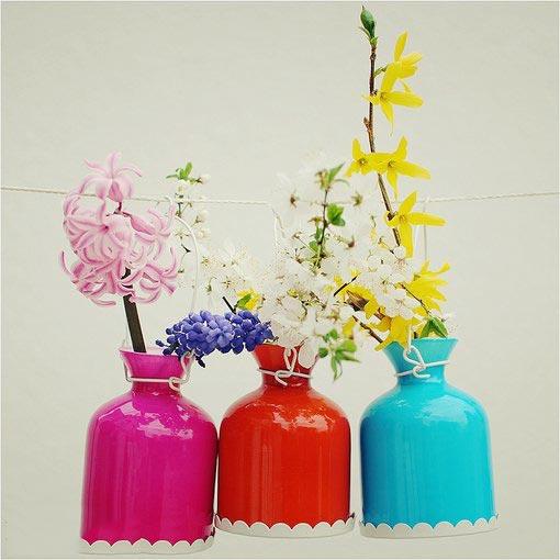 可爱花瓶效果图