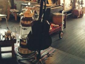 田园风格咖啡厅装修图片