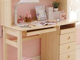 专为孩子定制  10款儿童书桌设计图片