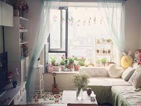 风骚小空间  10款阳台布置图片