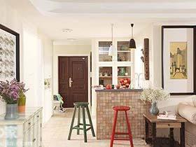 创意无极限  10款家庭吧台设计实景图