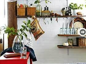 打造春季杂货铺  10款室内花园装修装饰图
