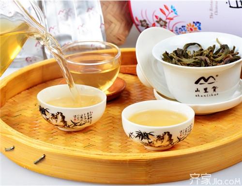 喝生普洱茶减肥_【普洱茶】生茶和熟茶的区别在哪里_齐家网