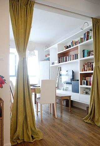 120平混搭宜家风格装修餐厅设计