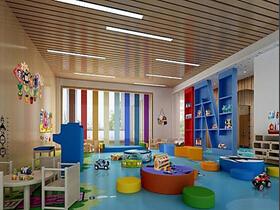 可爱幼儿园设计