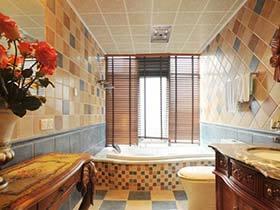 """""""浴"""" 你有约 10个美式卫生间装修效果图"""