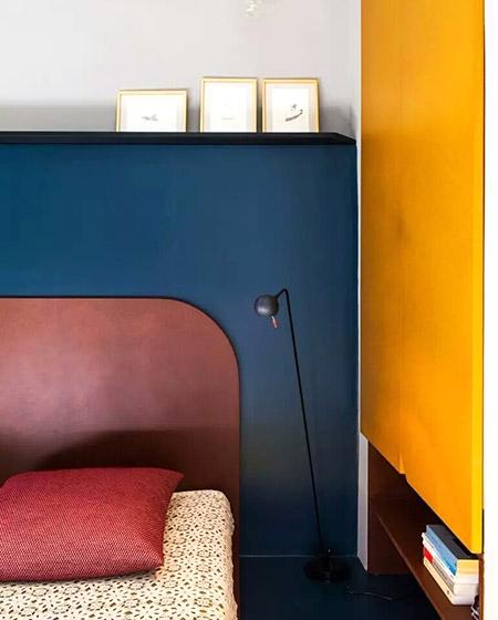 90平公寓卧室灯具设计