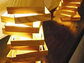 韵味飘香 10款木质灯具装修效果图