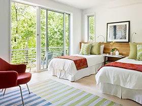 不复杂之家  10款简约卧室装修效果图