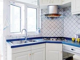 万能家居空间  10个小户型厨房效果图