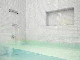 呈现风情之家  10个梦幻浴室装修效果图