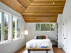 10个卧室吊顶装修效果图 做吊顶不纠结