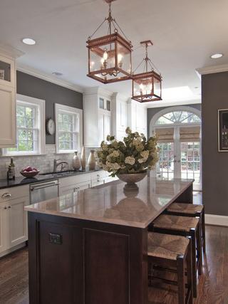 家庭装修厨房装饰大全欣赏