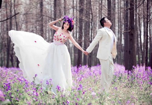 结婚摄影有哪些种类 各种摆拍姿势让你与众不