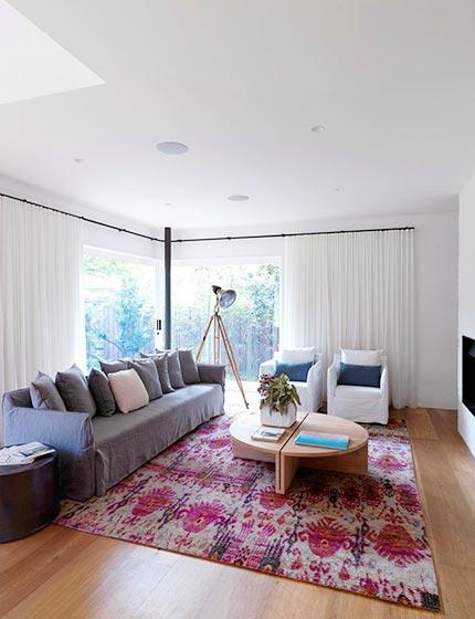 出租公寓客厅设计图片