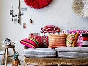 多彩世界  10款客厅色彩搭配图片