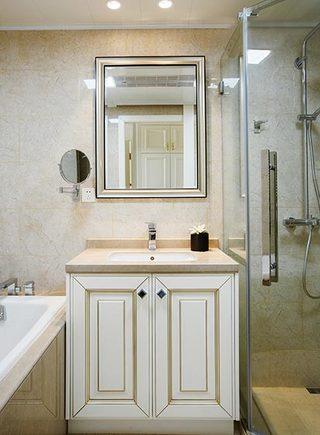 卫生间洗手池装饰图片
