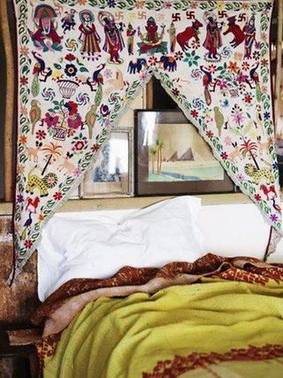 异域风情卧室设计实景图