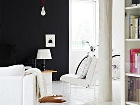 流行展览家  10个混搭风格客厅实景图
