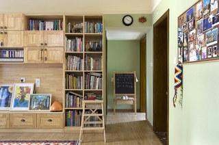 83平混搭风格装修照片墙设计图