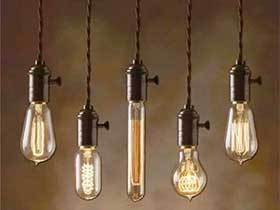 做一个十足的灯泡  10款创意灯具实景图