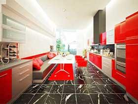 非凡制造地  10个现代风格厨房设计图片