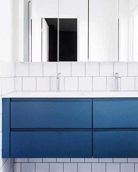 100平简约风格公寓卫生间瓷砖图片