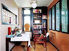 充盈的知识  10个书架背景墙设计图片