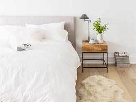 让生活简单点  10款北欧风卧室设计图