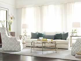 感受魅力之约  10款布艺沙发设计图